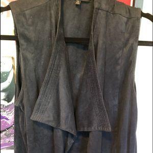 Dark Blue soft Vest